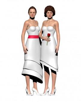 Mariées femmes