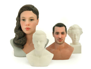 buste 3D